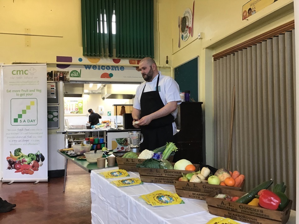 Healthy Eating Workshops – January 2019 | Henry Chadwick