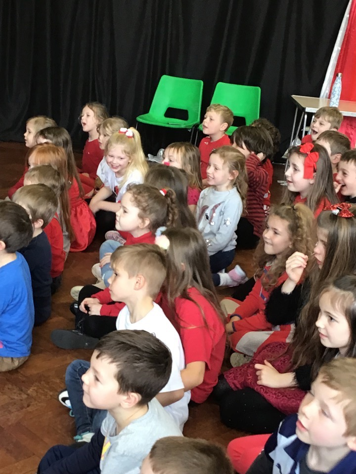 Science Assembly 15th March 2019