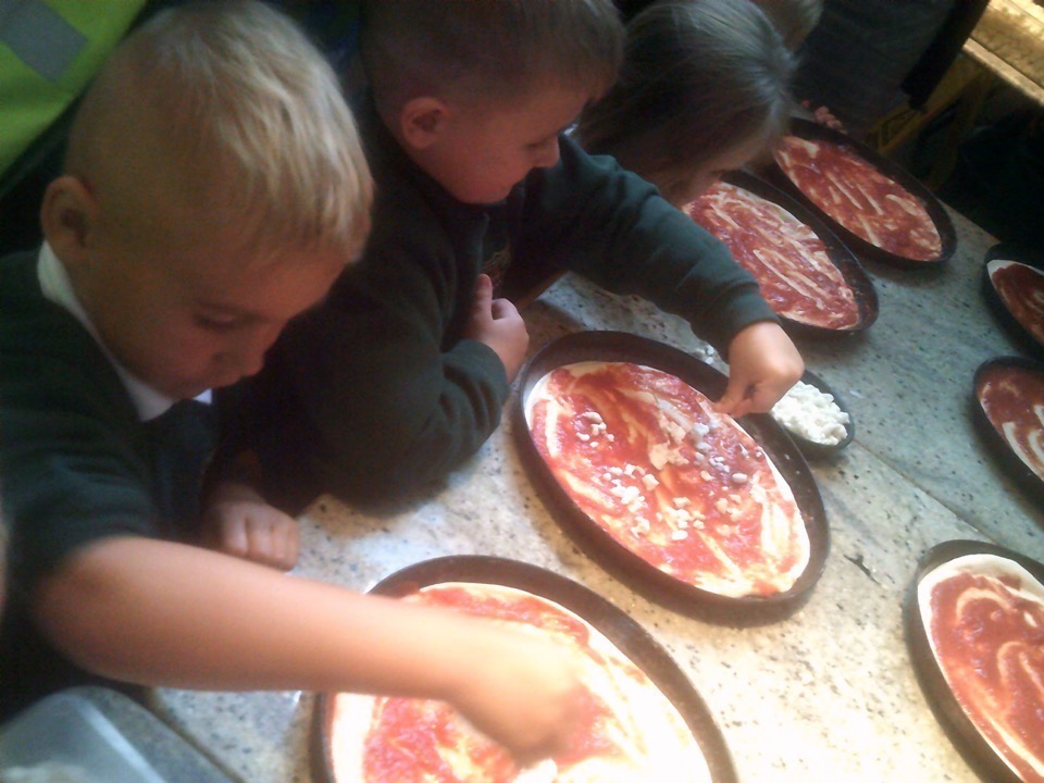 Ey Visit To Pizza Express Henry Chadwick Primary School