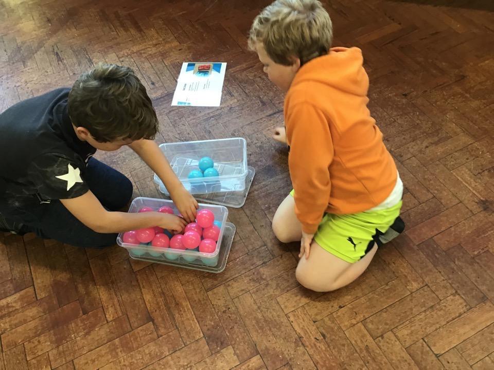 Children enjoying the Progressive Sports Health and Wellbeing Programme
