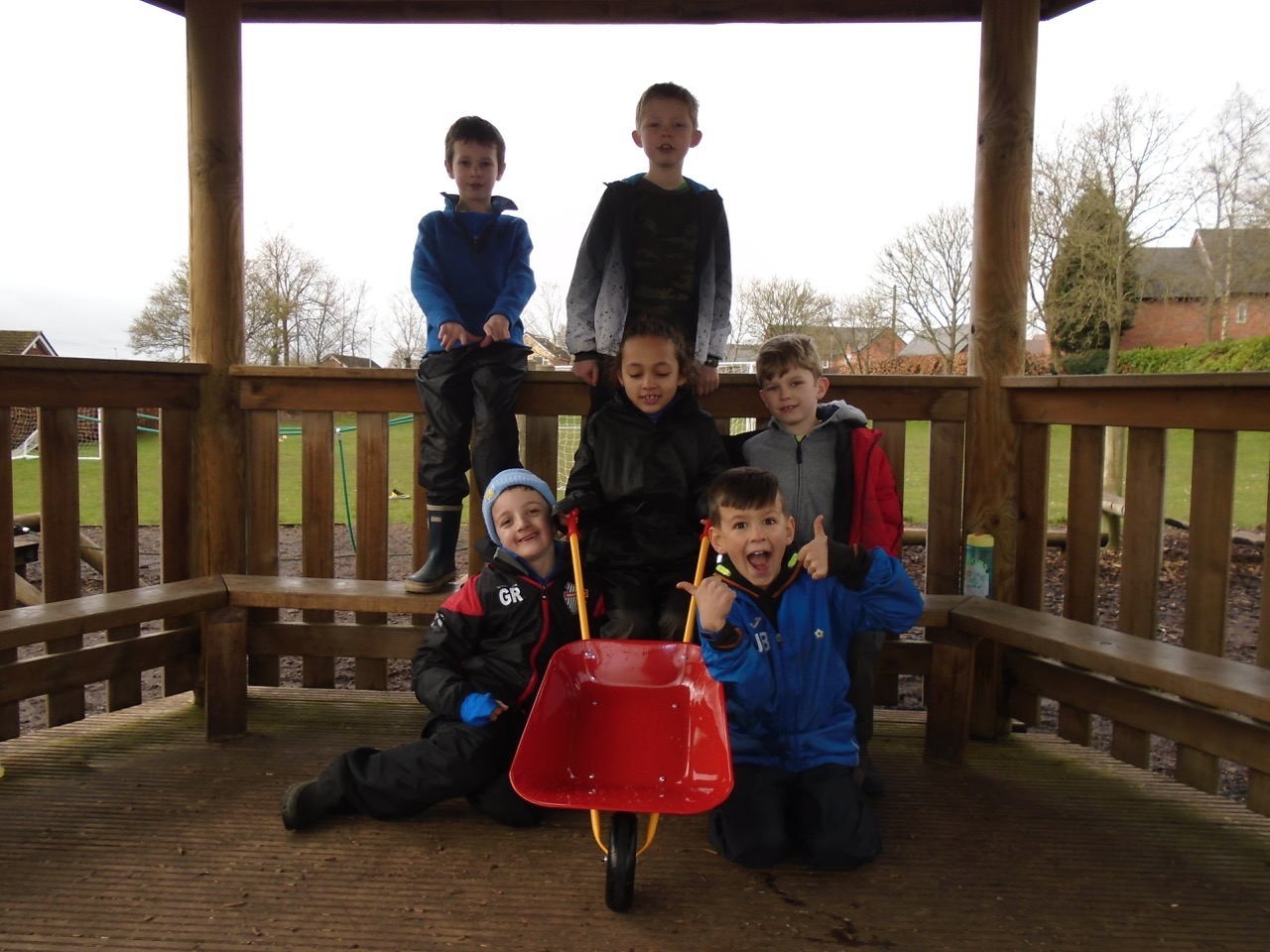 Forest School – March 2020