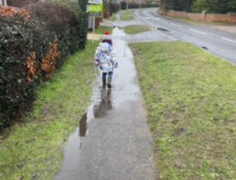 A Mile 4 St Giles 1st – 7th February 2021