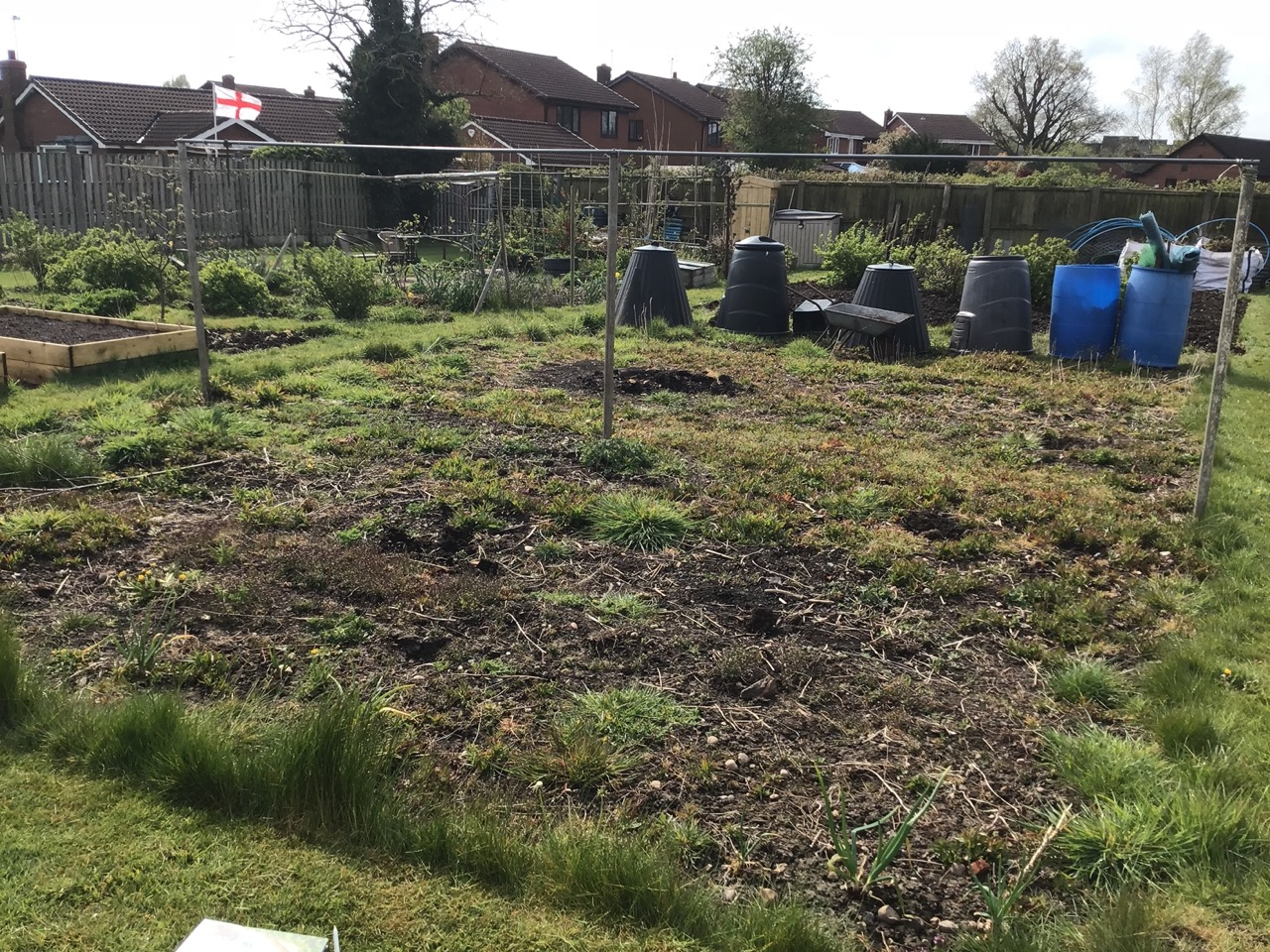 Henry Chadwick's Allotment