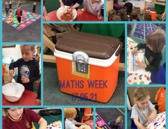Early Years Maths Week