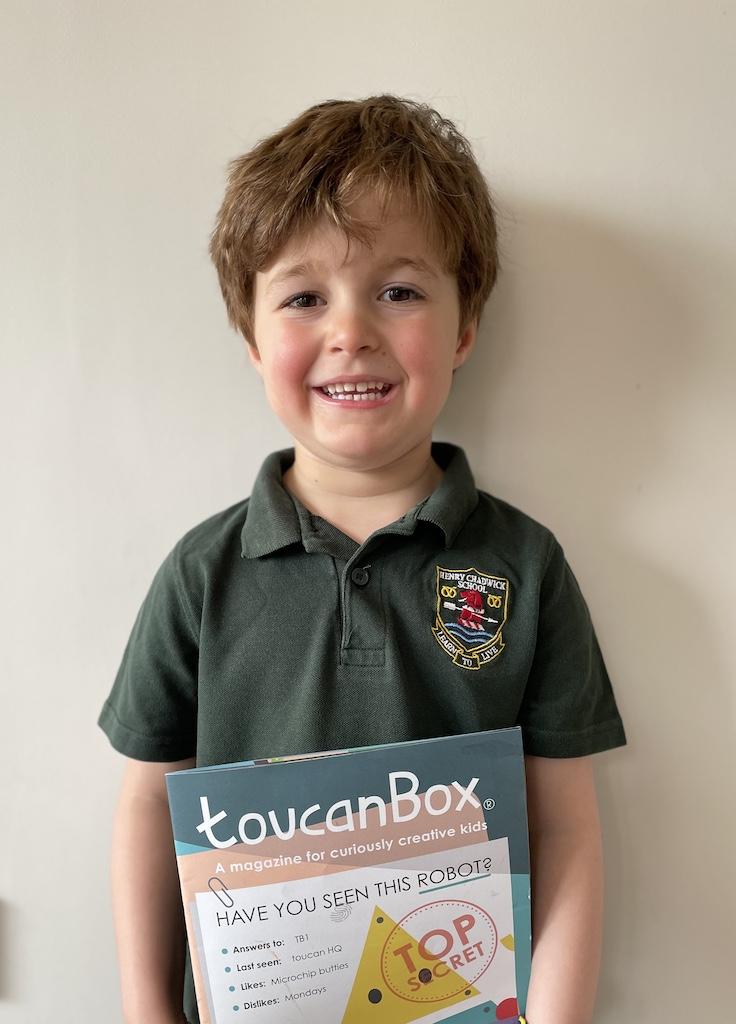 Toucan Box Magazine