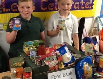 Food Bank Donations - July 2021
